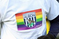 Rainbow Laces: Proud Baggies determined to encourage change