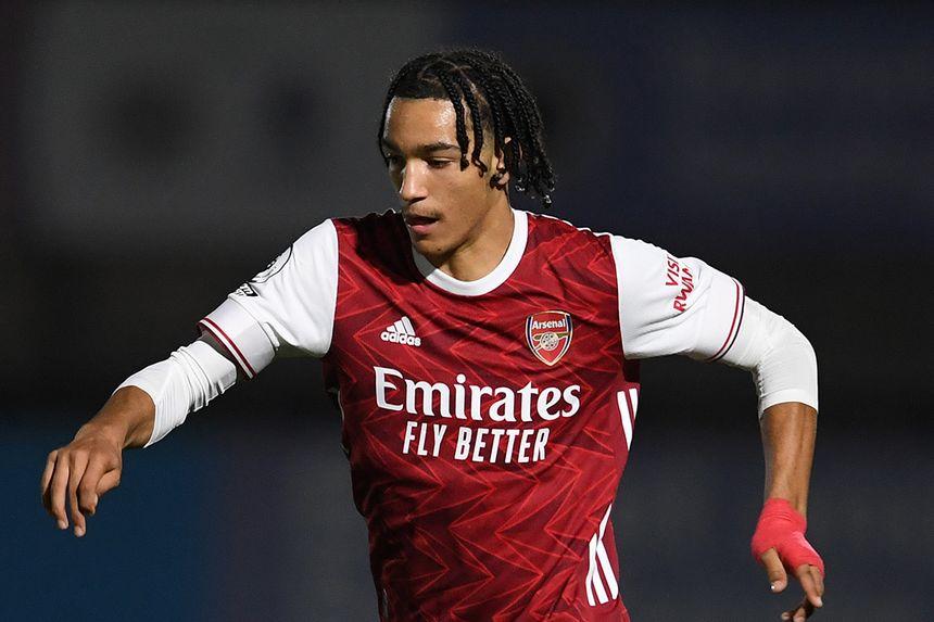 Kido Taylor-Hart, Arsenal