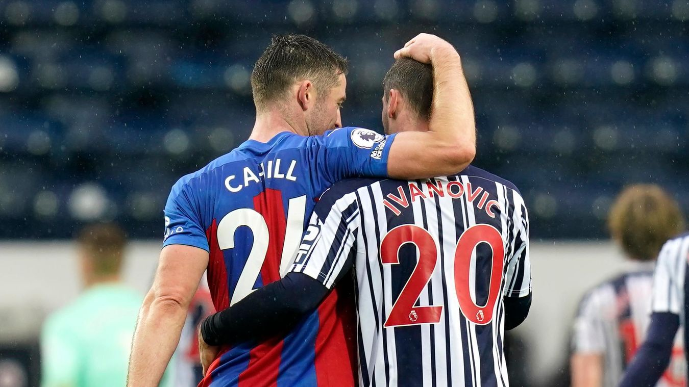 West Bromwich Albion 1-5 Crystal Palace