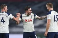 Sherwood: Hojbjerg is the glue that holds Spurs together