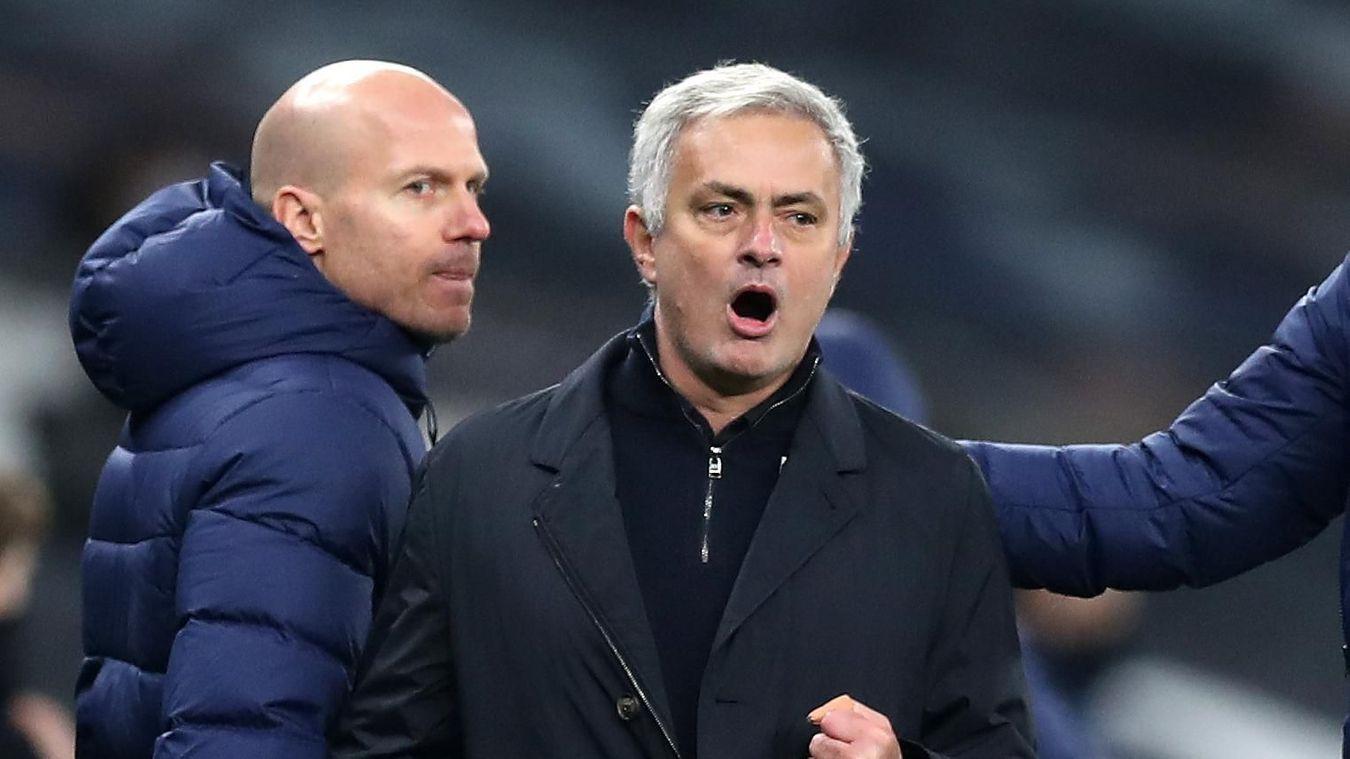 Mourinho, Tottenham Hotspur