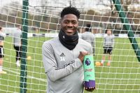 Watch Aina's Budweiser Goal of the Month v West Brom