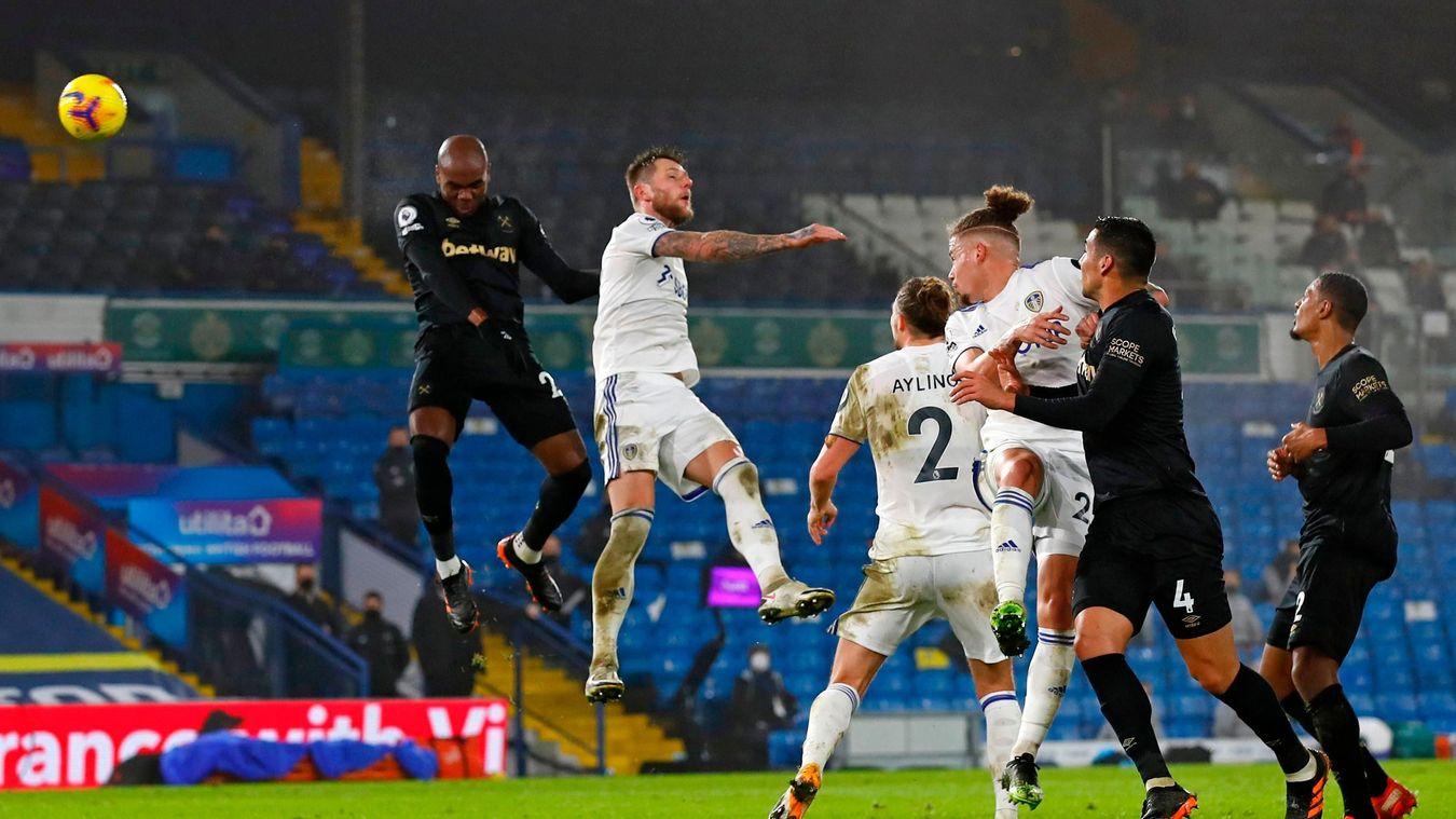 Leeds United 1-2 West Ham United