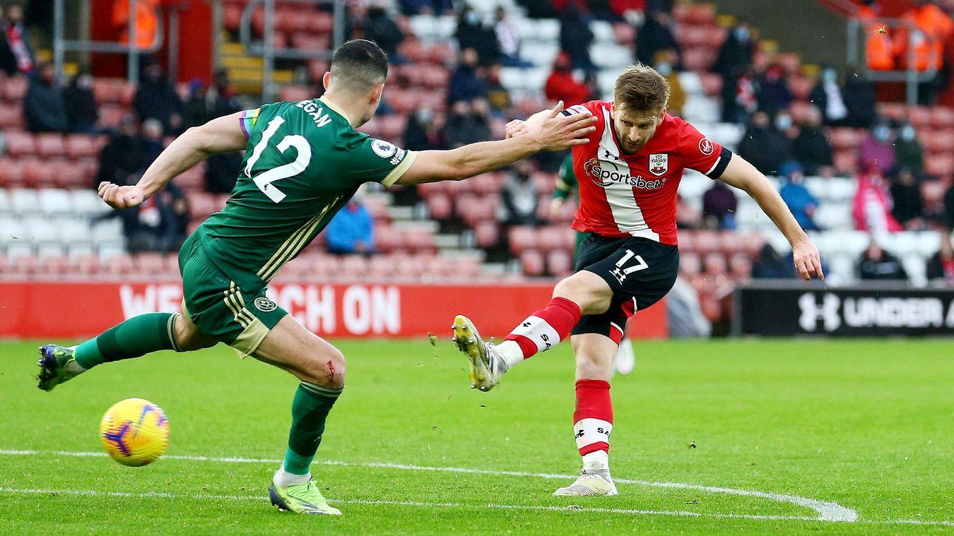 Southampton 3-0 Sheffield United