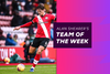 Jannik Vestergaard, Shearer's Team of the Week