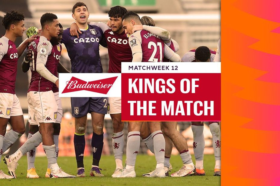 Budweiser Kings of the Match, Matchweek 12