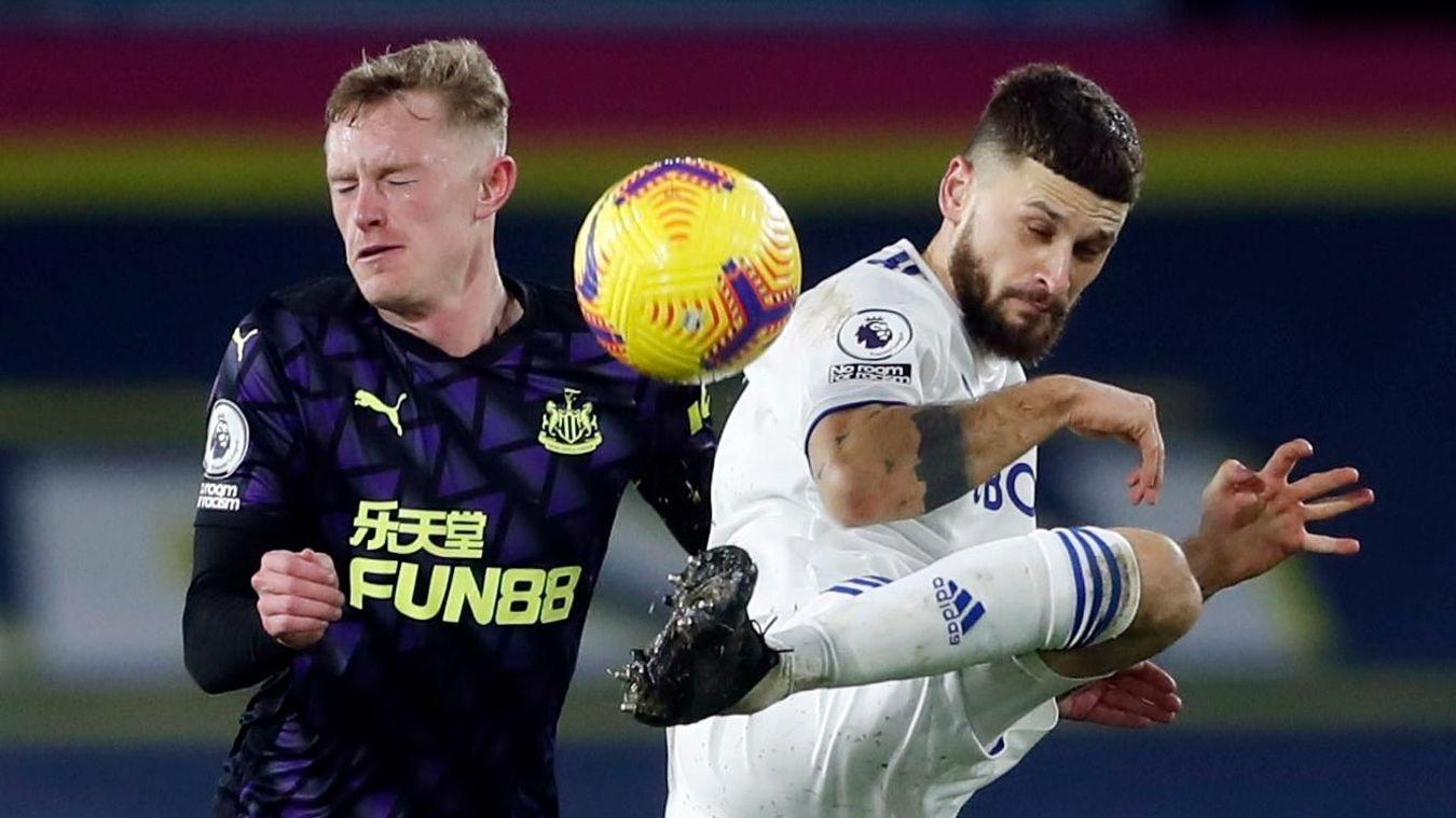 Leeds United 5-2 Newcastle United