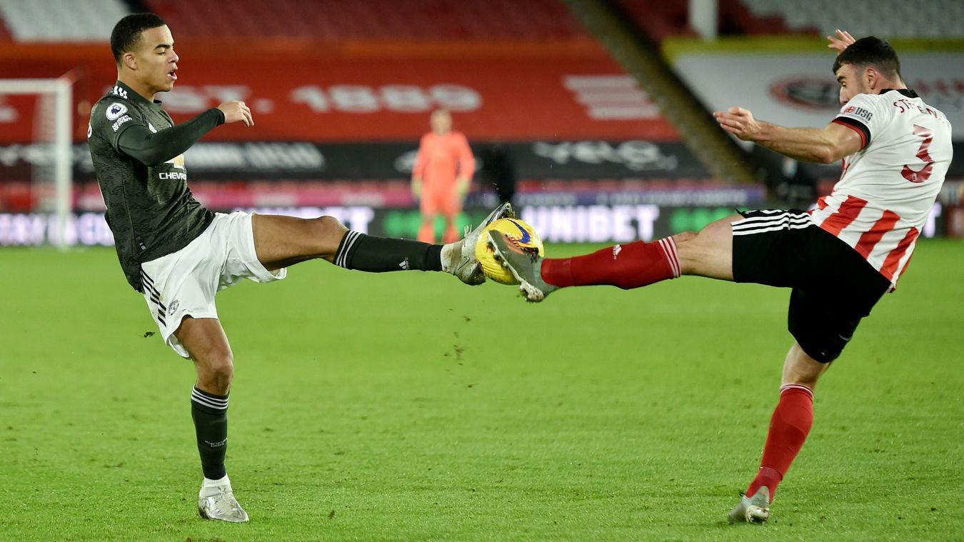 Sheffield United 2-3 Manchester United
