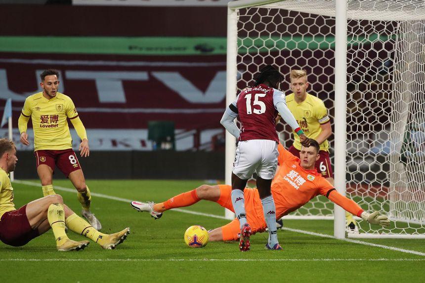 Premier League - Aston Villa v Burnley