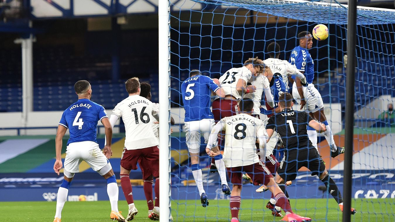 Everton 2-1 Arsenal