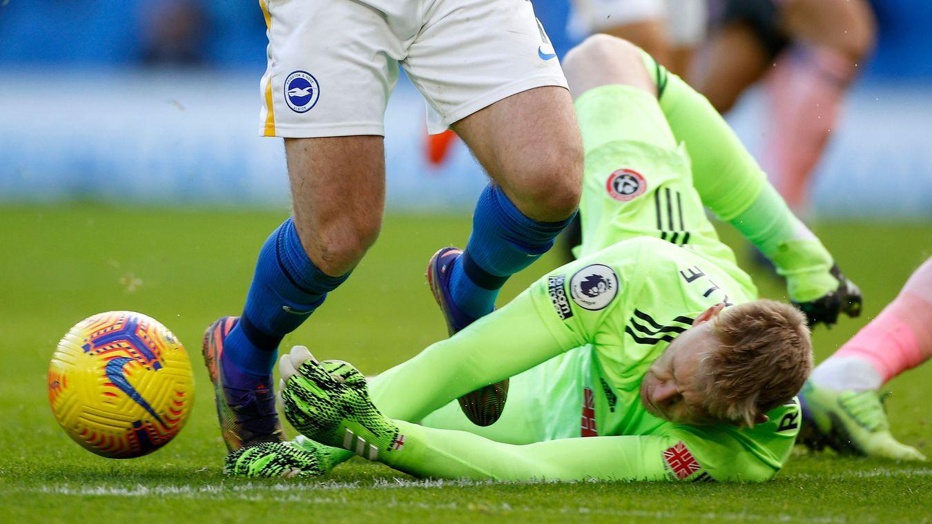 Brighton & Hove Albion 1-1 Sheffield United