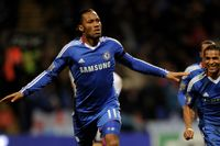 Goal of the day: Drogba's swerving strike