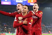 On this day - 26 Dec 2019: Leicester 0-4 Liverpool