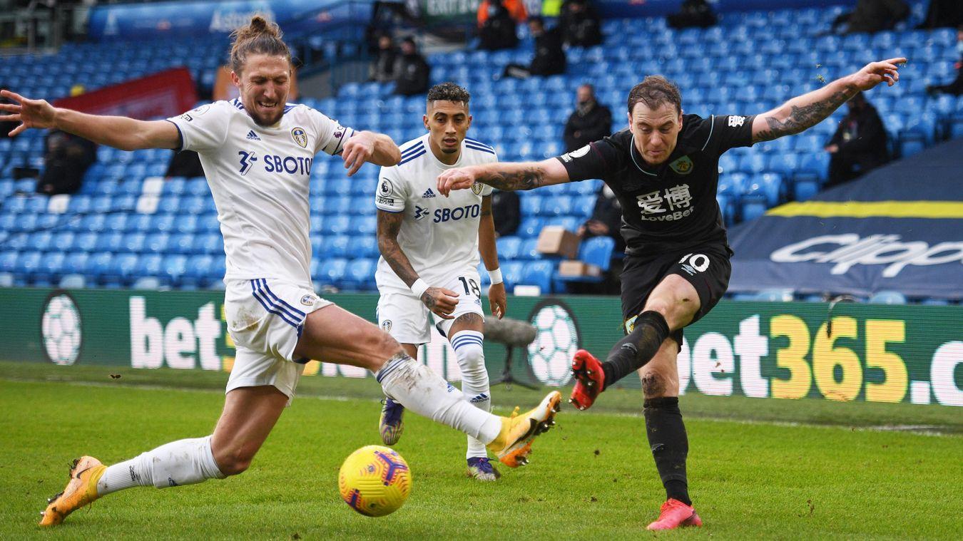 Leeds United 1-0 Burnley