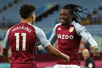 Carney: Villa can compete with Chelsea and Man Utd
