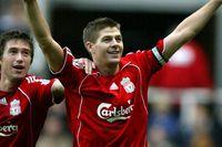 Watch Gerrard's ferocious free-kick at Newcastle