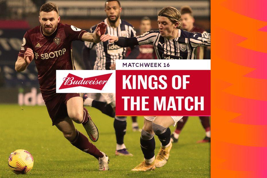 Budweiser Kings of the Match: Matchweek 16