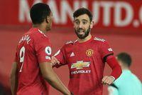 Neville: Future captain Fernandes is sensational