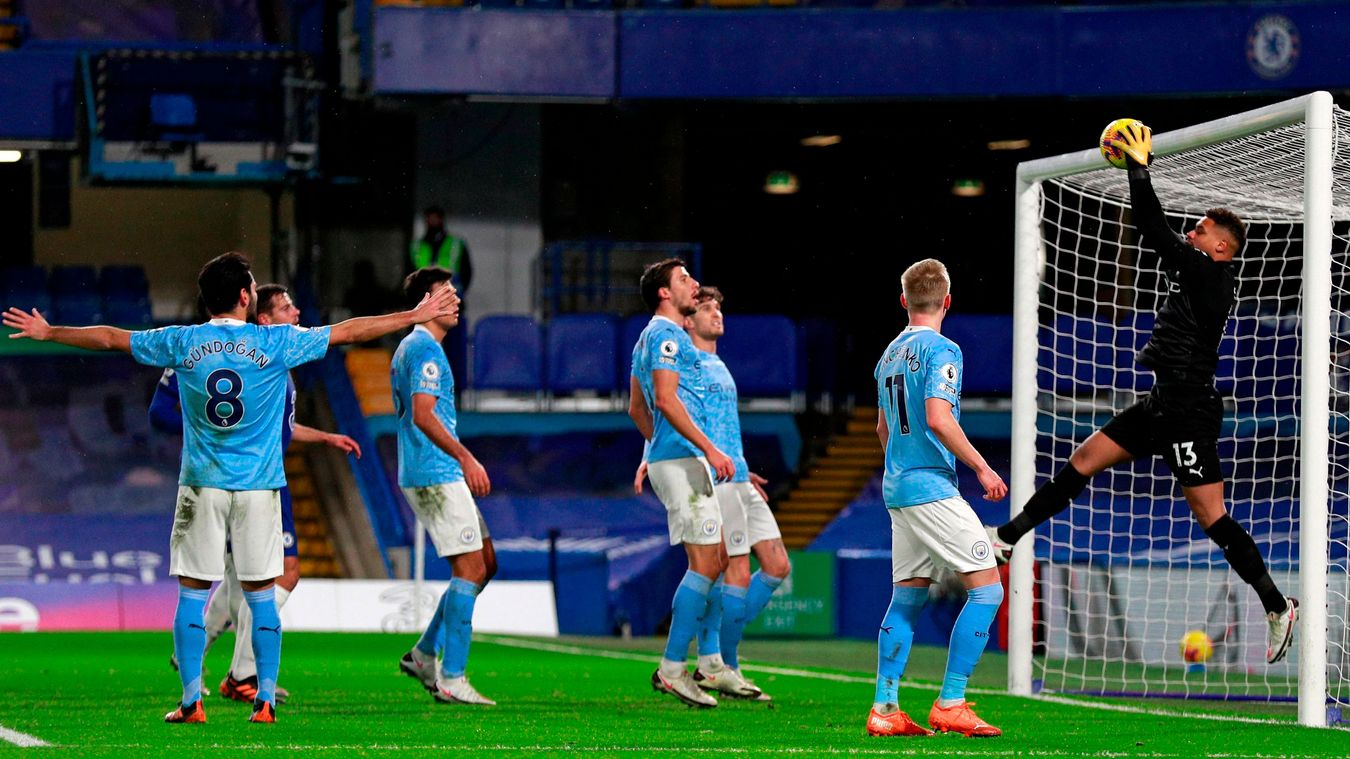 Chelsea 1-3 Manchester City