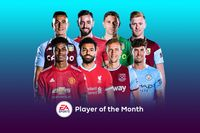EA SPORTS Player of the Month shortlist for December