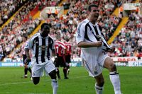 Classic match: Newcastle send Sheff Utd towards the drop