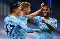 Wright and Samba: No one can stop Man City in title race