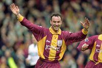 Goal of the day: Beagrie strikes for Bradford