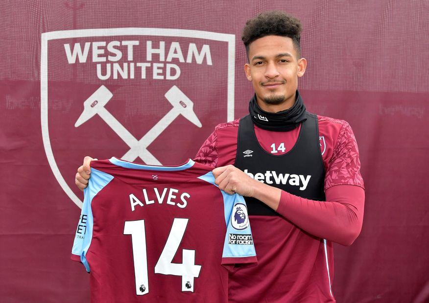 Frederik Alves, West Ham