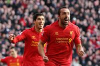 Goal of the day: Enrique finishes epic Liverpool team move