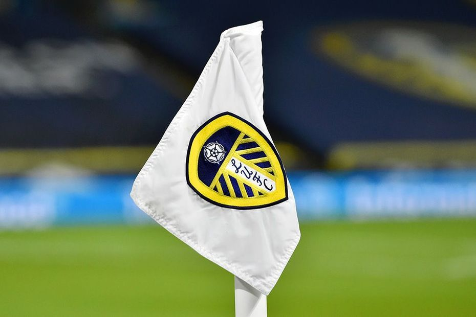 Leeds United, corner flag