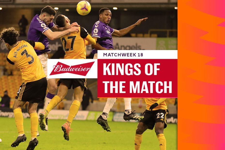 Kings of the Match - Matchweek 18