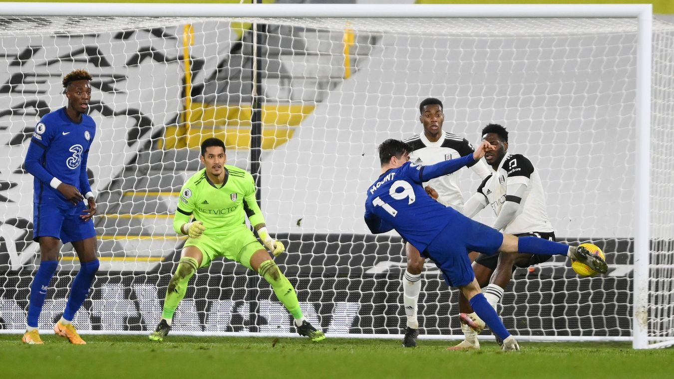 Fulham 0-1 Chelsea