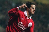 Goal of the day: Redknapp powers in for Liverpool