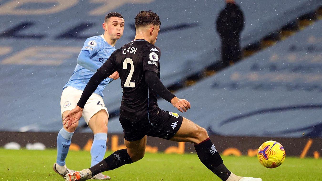 Manchester City 2-0 Aston Villa
