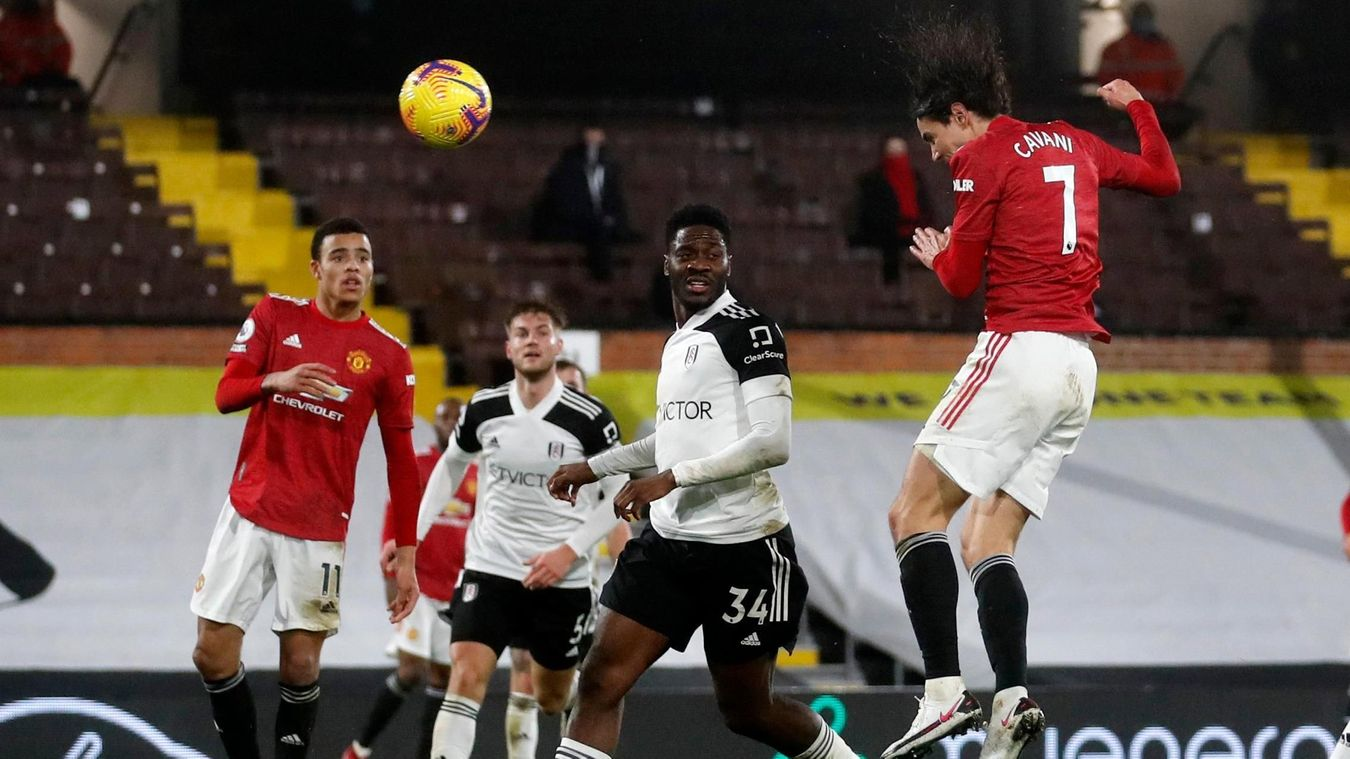 Fulham 1-2 Manchester United