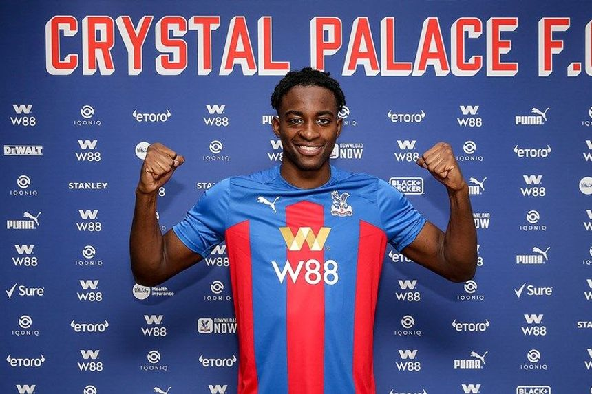 Jean-Philippe Mateta, Crystal Palace home