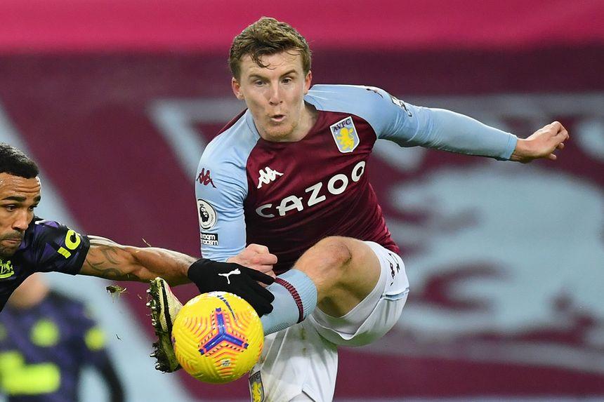 Matt Targett, Aston Villa