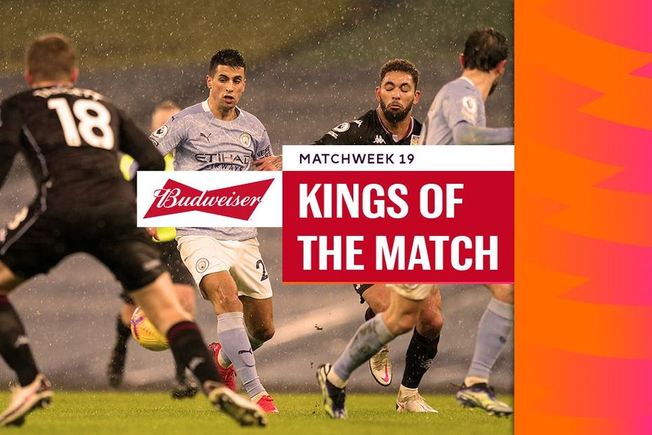 Budweiser King of the Match, MW19