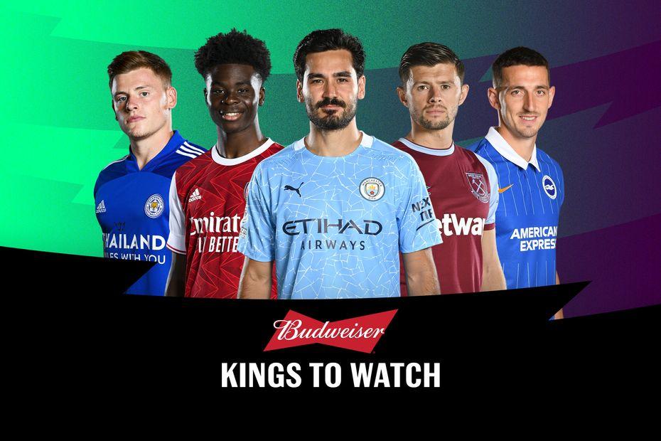 GW20 Budweiser Kings to watch