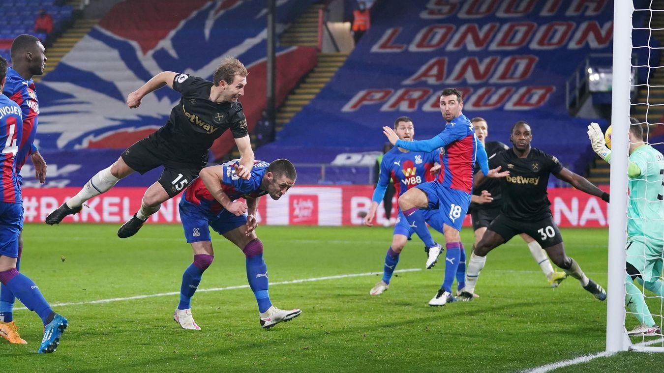 Crystal Palace 2-3 West Ham United
