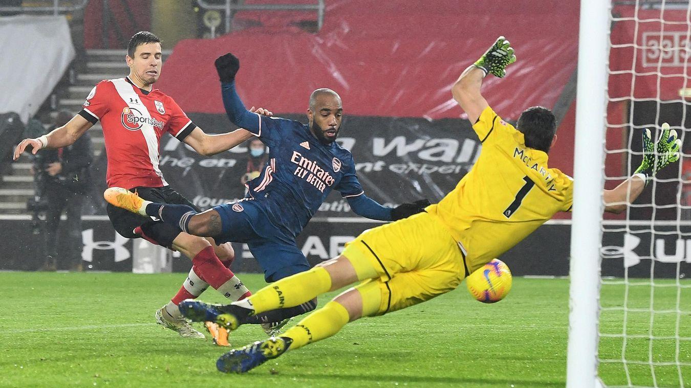 Southampton 1-3 Arsenal
