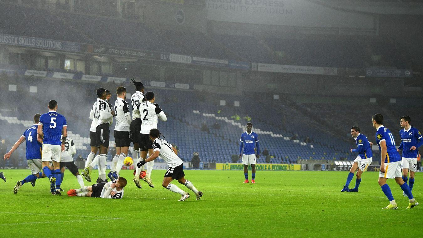 Brighton & Hove Albion 0-0 Fulham