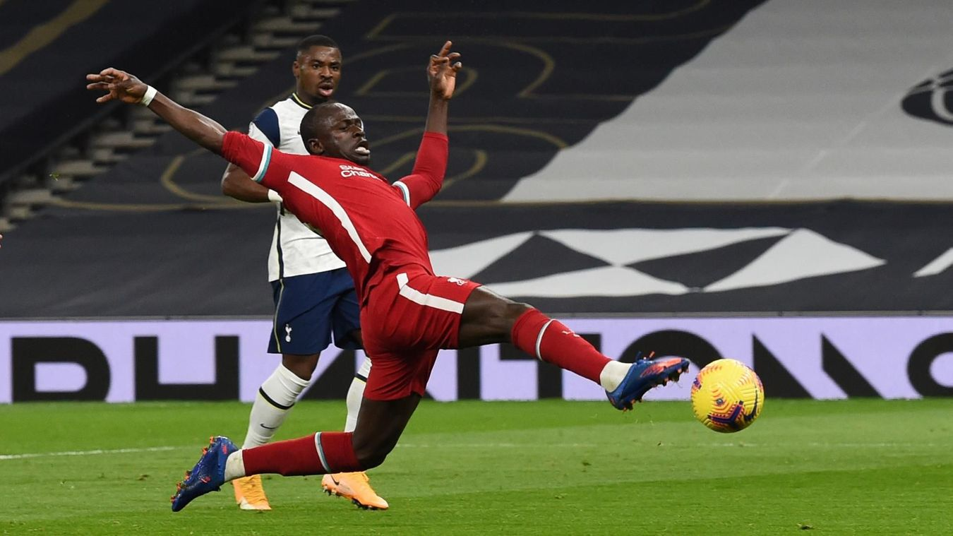 Tottenham Hotspur 1-3 Liverpool