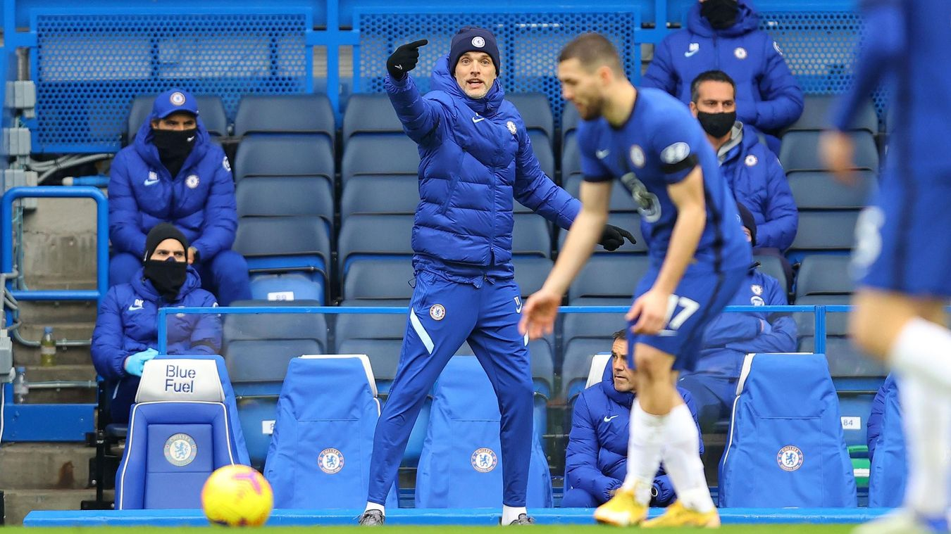Chelsea 2-0 Burnley