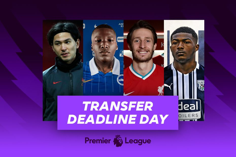PL Transfer Deadline Day composite Minamino, Caiceido, Davies, Maitland-Niles
