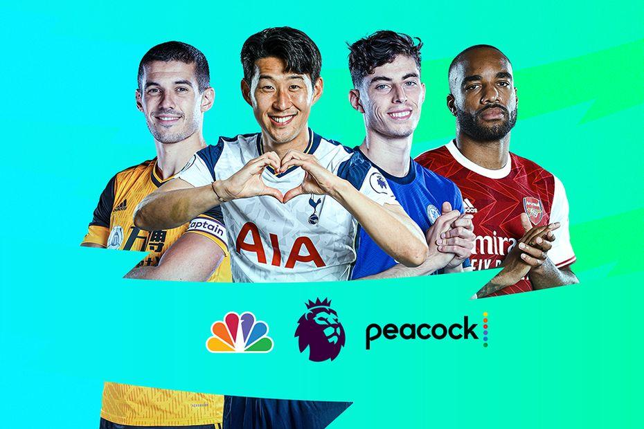 NBC Peacock graphic