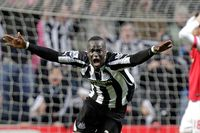Flashback: Tiote volley completes epic fightback against Arsenal