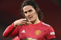 Scholes: Cavani is the No 9 Man Utd have been looking for