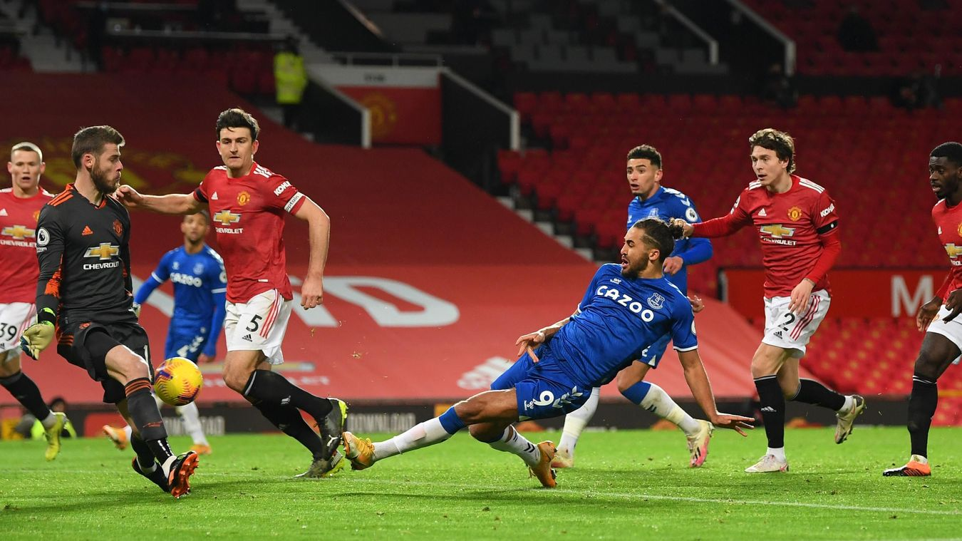 Manchester United 3-3 Everton