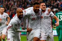 Classic match: Mousset earns Sheff Utd draw at West Ham